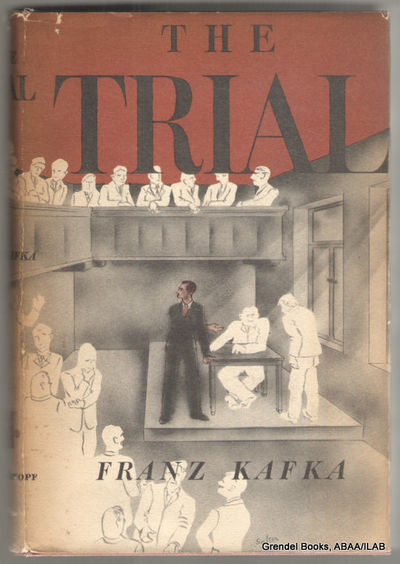 NY: Knopf,. Very Good in Very Good dust jacket. 1948. Hardcover. Translated from the German by Willa...