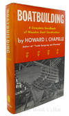 Boatbuilding a Complete Handbook Of Wooden Boat Construction