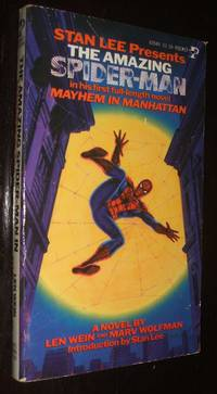image of Stan Lee Present's The Amazing Spider-Man Mayhem Manhattan
