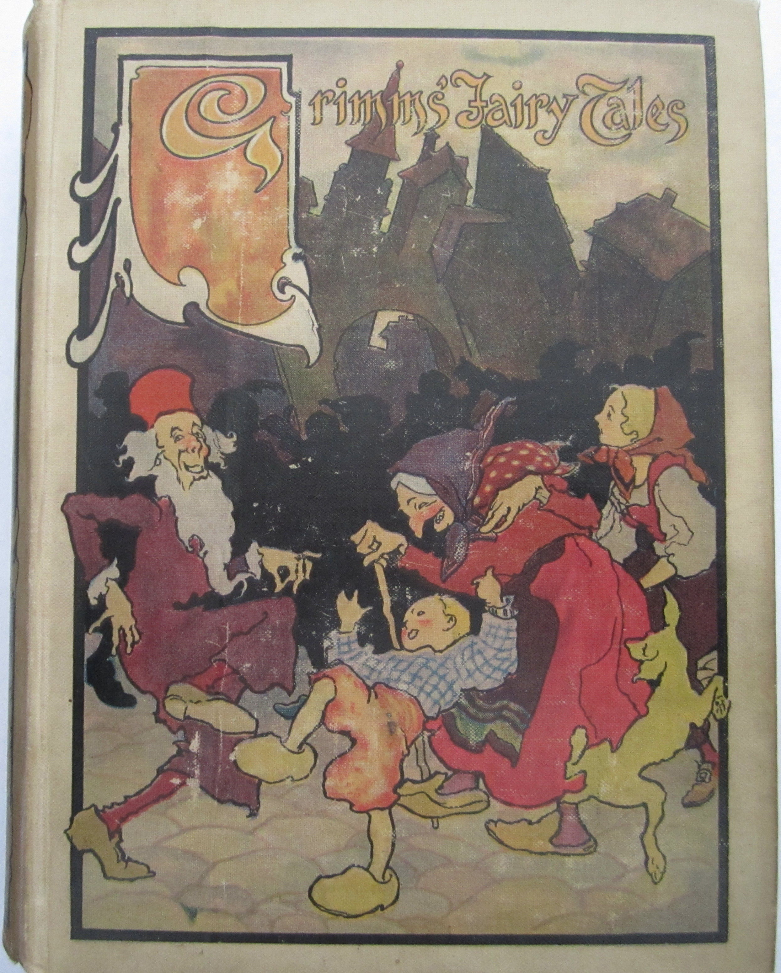 """an analysis of the grimm brothers fairy tales Analysis of grimm's cinderella essay essay on cinderella analysis for centuries, the fairy tale cinderella the brothers' grimm tale """"ashputtle""""."""