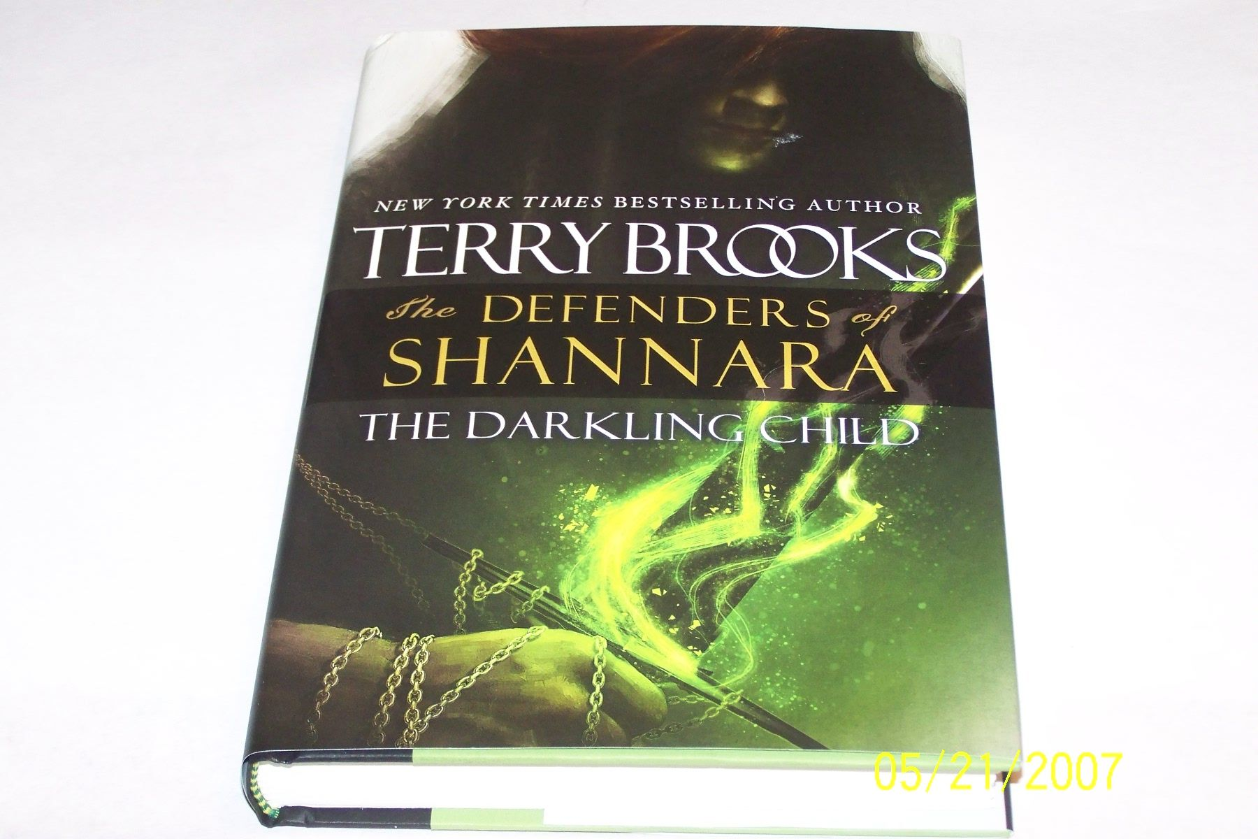 TERRY BROOKS SIGNED #'d 39/200 VOYAGE JERLE SHANNARA ISLE WITCH ADVANCED PROOF