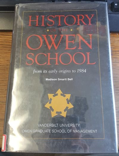 Nashville: Vanderbilt University, 1985. First edition. First edition. His third book and first non-f...