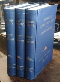 The Seventh United States Army Report of Operations in France and Germany  1944-1945 (3 Volume Set)