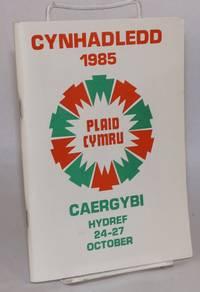 image of Cynhadledd 1985; caergybi, Hydref 24 - 27 October