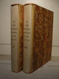 Les Cent nouvelles nouvelles, présenté par Maurice Rat (2 tomes complet pour cette...