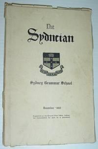 The Sydneian, December 1951 - Sydney (Australia) Grammar School