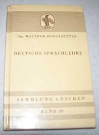 Deutsche Sprachlehre (Band 20)
