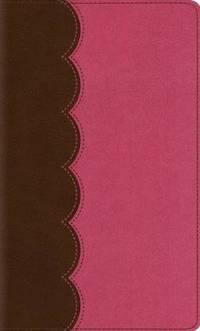 ESV Kid's Thinline Bible (TruTone, Chocolate/Bubble Gum)