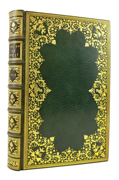 La Haye : Chez Delalain, 1773. First Edition with these Illustrations. 235 x 147 mm. (9 1/4 x 5 3/4