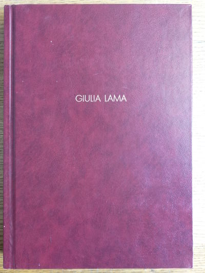 Salzburg: Tina Teufel, 2002. Hardcover. VG, several small nicks on spine. Burgundy leatherette board...