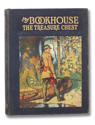 The Bookhouse for Children Publishers, 1920. Hard Cover. Very Good/No Jacket. Page ridge lightly fox...