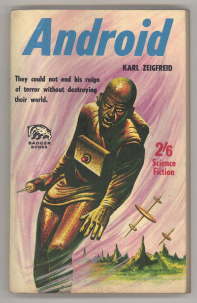London: John Spencer & Co. (Publishers) Ltd., 1962. Octavo, pictorial wrappers. First edition. Badge...
