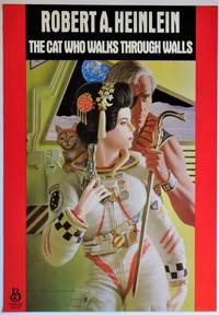 The Cat Who Walks Through Walls: Promotional Poster