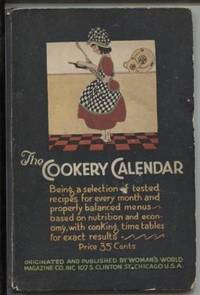 Woman's World Cookery Calendar of Tested Recipes
