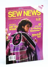 Sew News Magazine - The Fashion Magazine for People Who Sew, Number 57, June 1987 - Art to Wear / Jessica McClintock