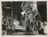 image of Salome (Original photograph from the set of the 1953 film)
