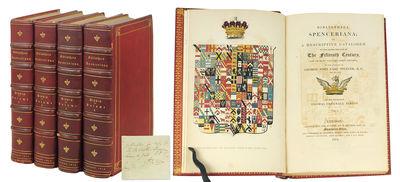 Bibliotheca Spenceriana or A...