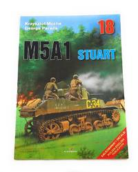 M5A1 Stuart (In Polish and English, 18)