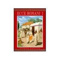 ECCE ROMANI STUDENT BOOK LEVEL 1 HARDCOVER