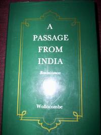 A Passage from India : Reminiscences