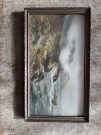 image of Scotland by the Sea Framed Print