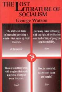 Lost Literature of Socialism