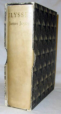 ULYSSES by Joyce James - Signed First Edition - 1936 - from Buddenbrooks, Inc. (SKU: 20503)