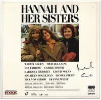 Hannah and Her Sisters (Laserdisc Film).