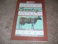 image of Price Guide to American Country Antiques 5th Edition