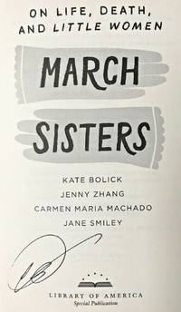 MARCH SISTERS (SIGNED)