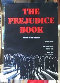 image of the prejudice book – activities for the classroom