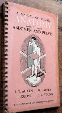 A Manual Of Human Anatomy Volume III Abdomen And Pelvis