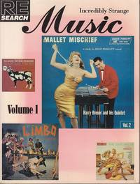 RE Search - Incredibly Strange Music, Volume I  [Volume 1]
