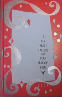 A New War; A New Year's Greeting from Black Sparrow Press 1997
