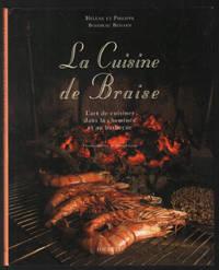 image of La cuisine de Braise : l'art de cuisiner dans la cheminée et au barbecue