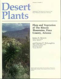 image of Desert Plants: Volume 8, Number 2, 1987