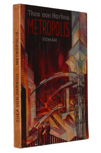Metropolis by Thea Von Harbou - Paperback - 1st Edition - 1926 - from Hyraxia (SKU: 2940)