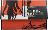 The James Bond Dossier. Pre-publication Publicity File