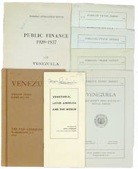 Small Archive of 4 Publications on Venezuelan Trade and Finance: 1928-1955