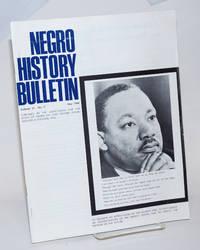 The Negro history bulletin: vol. 31, #5, May 1968