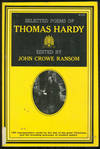 image of SELECTED POEMS OF THOMAS HARDY