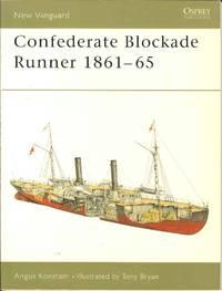 Confederate Blockade Runner 1861-65 (New Vanguard 92)