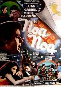 Noa Noa. Con Mariana Camara, Gianfranco De Grassi, Vera De Oliveira, Isabelle De Valvert. (Cartel de la película)