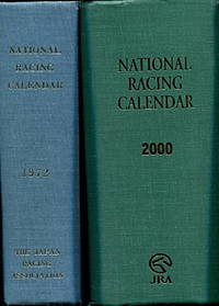 National Racing Calendar 1972-2000, minus 1980