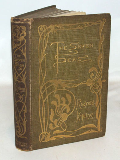 New York: D. Appleton and Company, 1898. Reprint. Very good+ in light green buckram covered boards w...