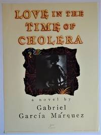 image of Love in the Time of Cholera: Promotional Poster