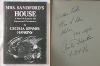 Mrs. Sandford's House: A Novel of Suspense and Supernatural Occurrences