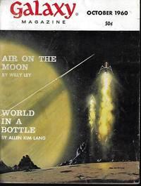GALAXY Science Fiction: October, Oct. 1960