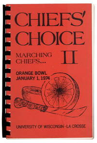 Chiefs' Choice II: Marching Chiefs. Orange Bowl January 1, 1974.