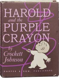Harold and the Purple Crayon (First Edition, second issue)